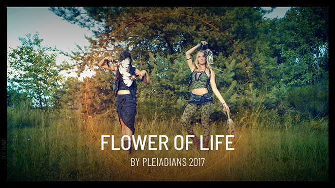 Flower of Life by Pleiadians